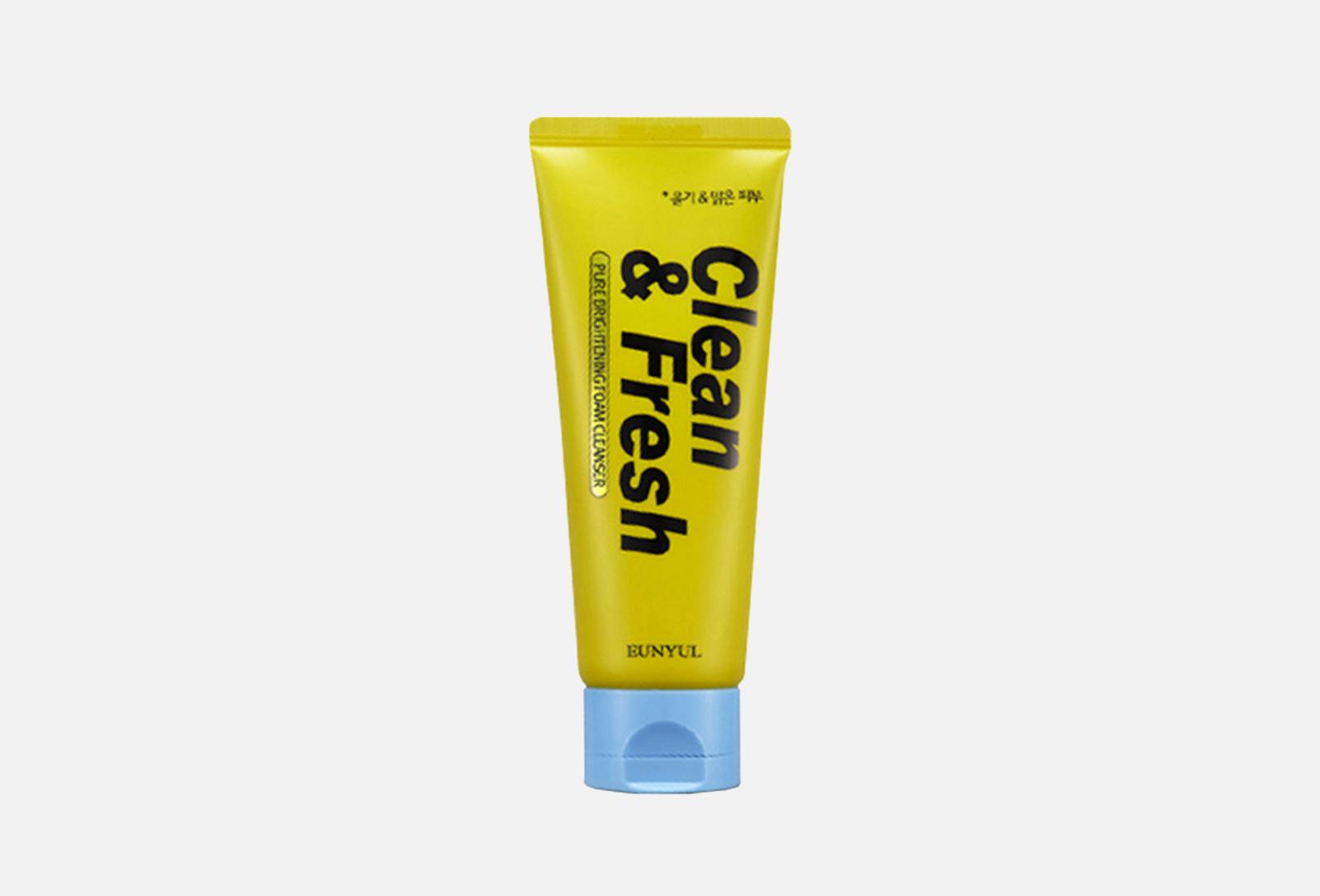 Clean & Fresh Pure Brightening Foam Cleanser