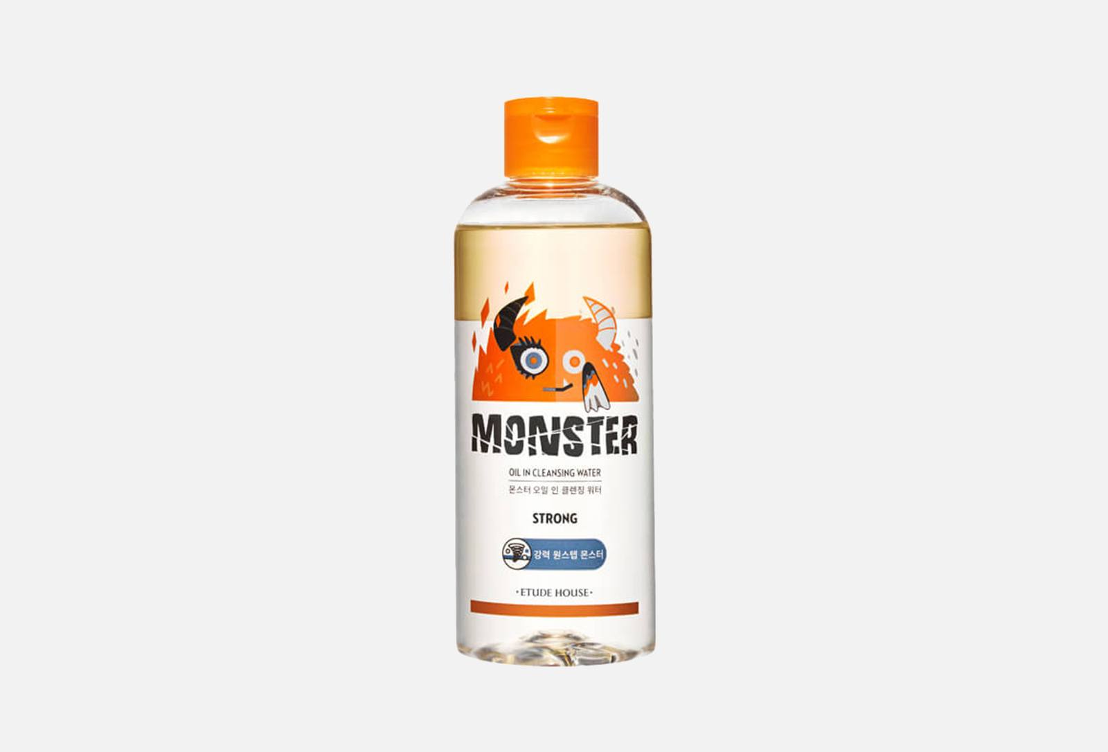 Monster Oil Cleansing Water