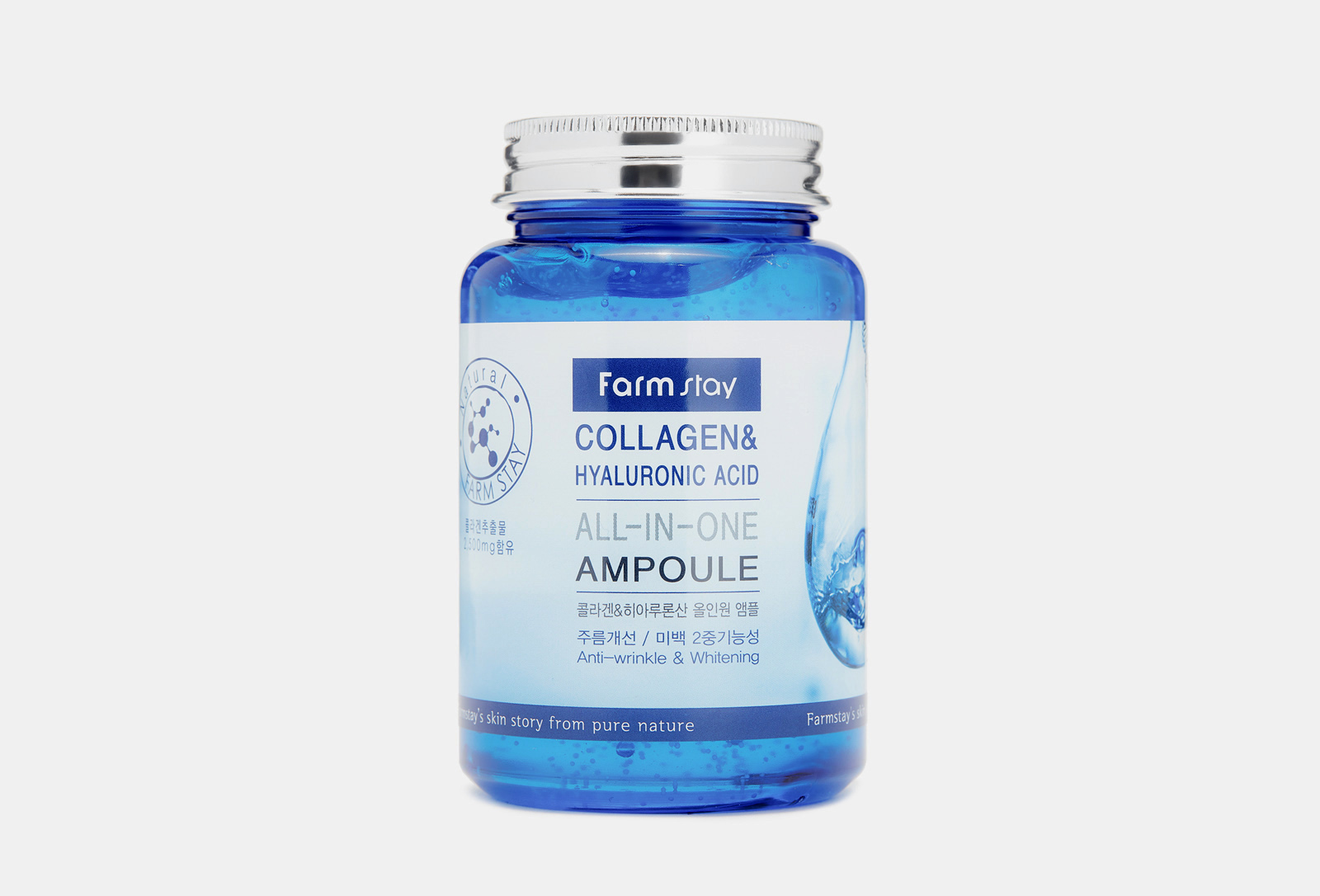 Collagen&Hyaluronic Acid all-in-one Ampoule
