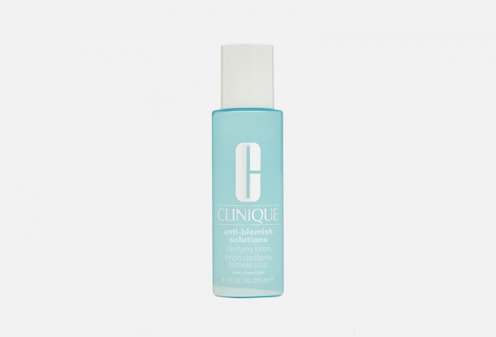 Отшелушивающий лосьон для проблемной кожи CLINIQUE Anti-blemish Solutions Clarifying Lotion 200 мл
