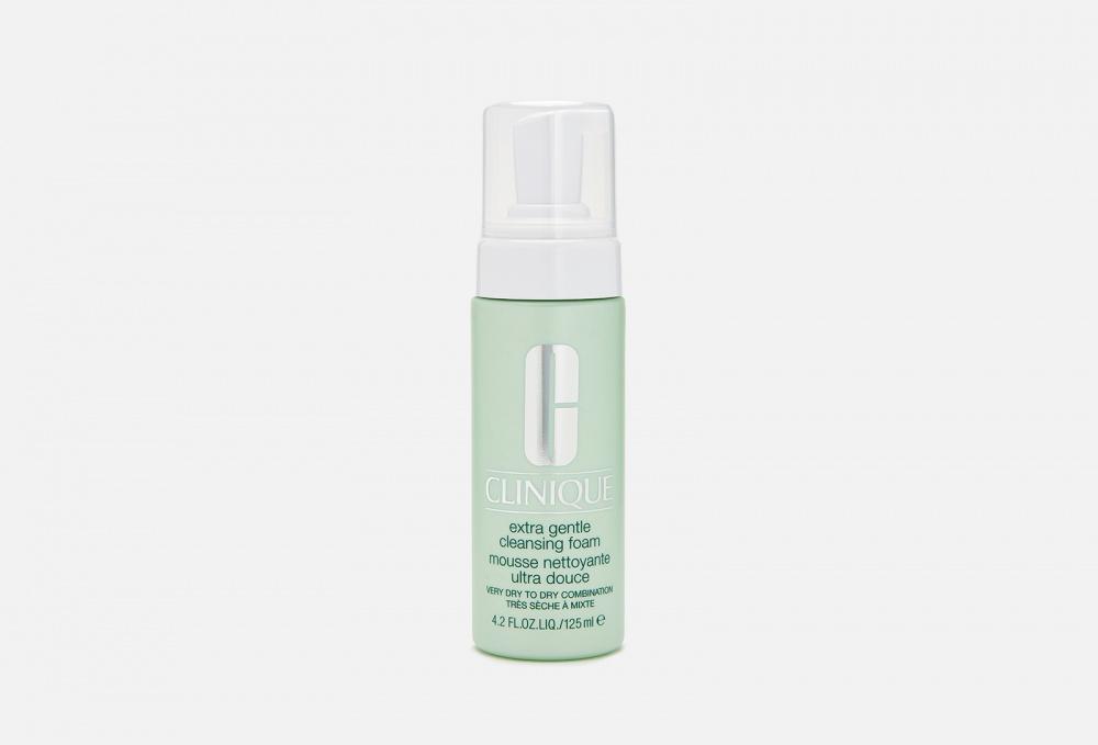 Пенка для умывания для чувствительной кожи CLINIQUE Extra Gentle Cleansing Foam 125 мл