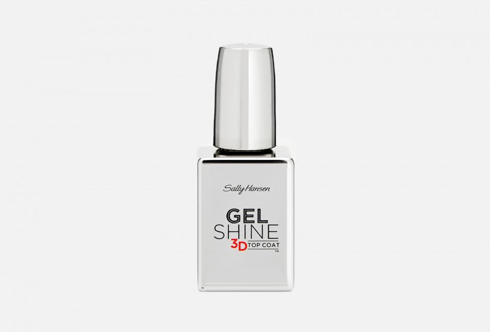 Верхнее покрытие с гелевым блеском SALLY HANSEN 3d Gel Shine 13 мл недорого