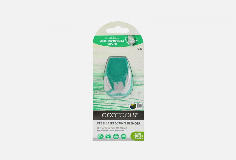 Спонж для лица ECOTOOLS Perfecting Fresh Blender total perfecting blender 1 спонж