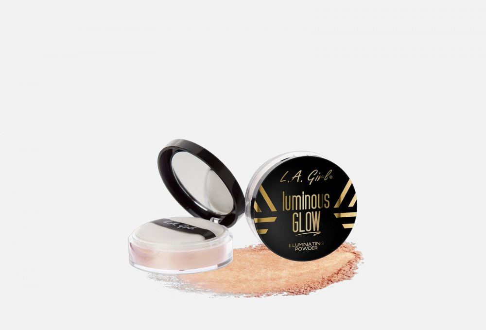 Иллюминатор L.A. GIRL Luminous Glow Illuminating Powder 5 мл
