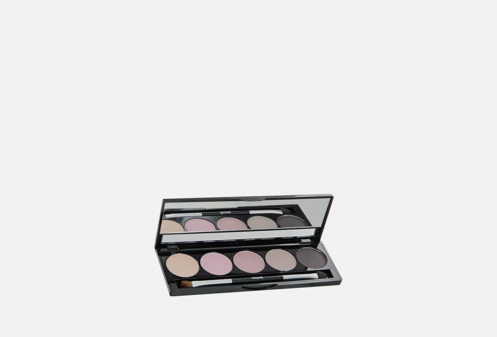 Тени для век ISADORA Eye Shadow Palette 7.5 мл