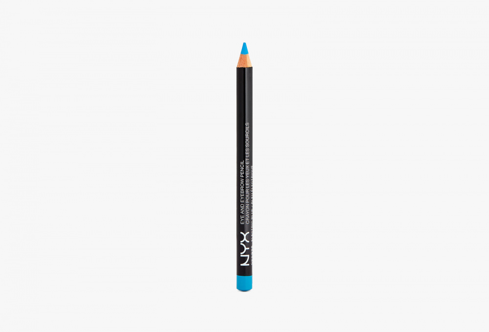 КЛАССИЧЕСКИЙ КАРАНДАШ ДЛЯ ГЛАЗ NYXPROFESSIONAL MAKEUP Slim Eye Pencil 1 мл