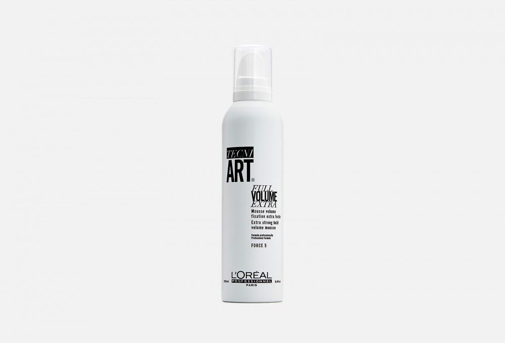 Мусс для экстра-объёма и супер фиксации тонких волос L'OREAL PROFESSIONNEL Tecni.art Full Volume Extra 250 мл