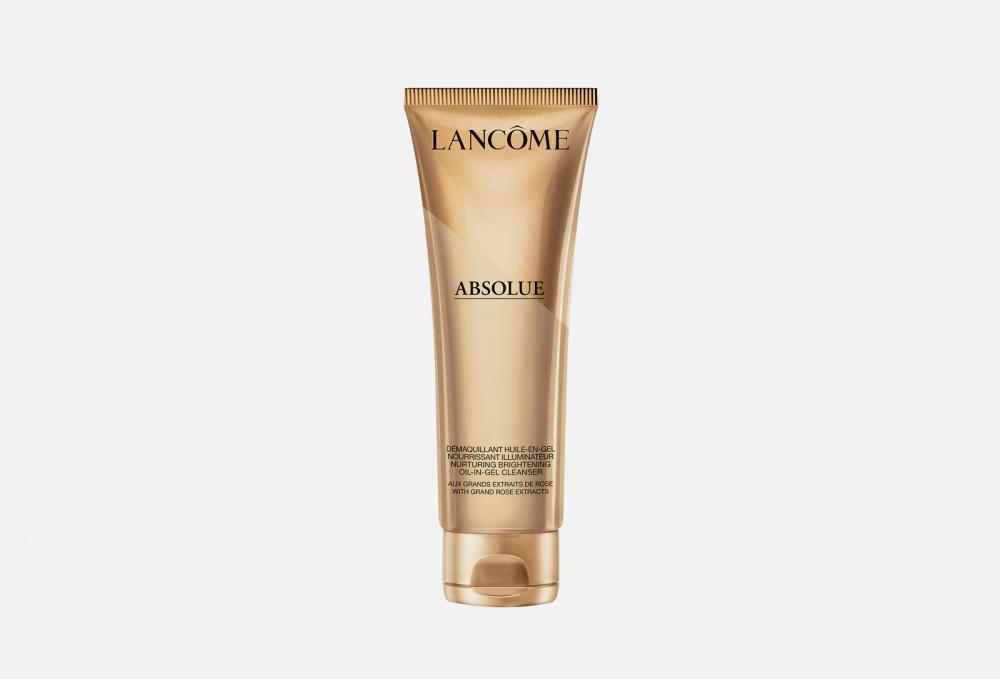 Фото - Гель-масло для снятия макияжа и очищения кожи лица LANCOME Absolue Cleansing Oil-in-gel 125 мл lancome absolue bx set