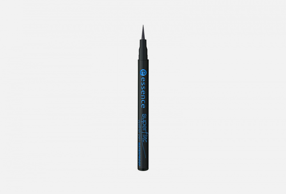 Подводка ESSENCE Superfine Eyeliner Pen Waterproof 1 мл