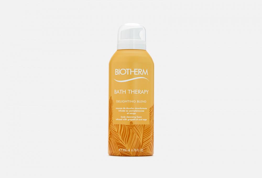 Очищающая пена для душа BIOTHERM Bath Therapy Delighting 200 мл