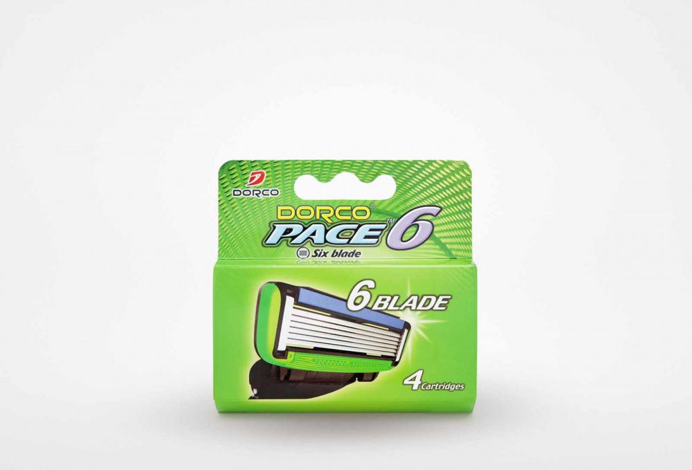 Кассеты для бритья, 4шт., DORCO  - Купить