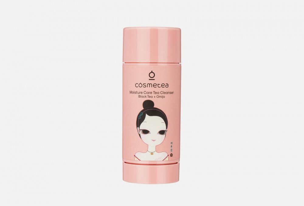 Стик для лица очищающий с увлажняющим эффектом COSMETEA Moisture Care Tea 65 мл cosmetea puer tea vital moisture deep cream