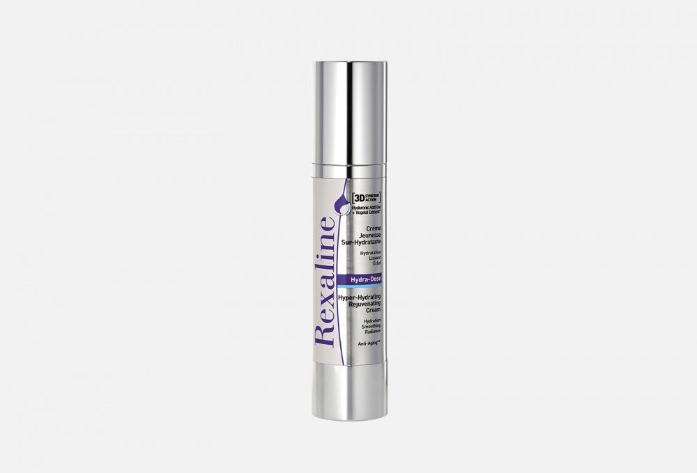 Крем суперувлажняющий для молодости кожи REXALINE 3d Hydra-dose 50 мл недорого