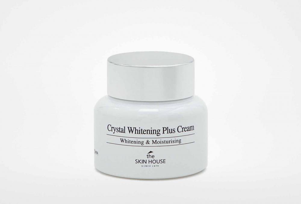 Осветляющий крем THE SKIN HOUSE Crystal Whitening Plus Cream 50 мл