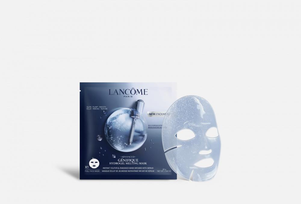 Гидрогелевая маска 1 шт LANCOME Advanced Génifique 24 мл lancome homme genifique hd активатор молодости homme genifique hd активатор молодости