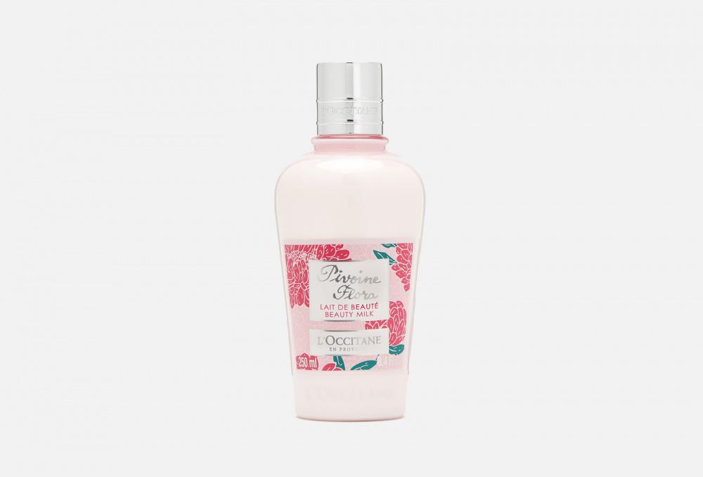 Молочко для тела L'OCCITANE Pivoine Flora Beauty Milk 250 мл крем для рук l occitane pivoine flora 30 мл