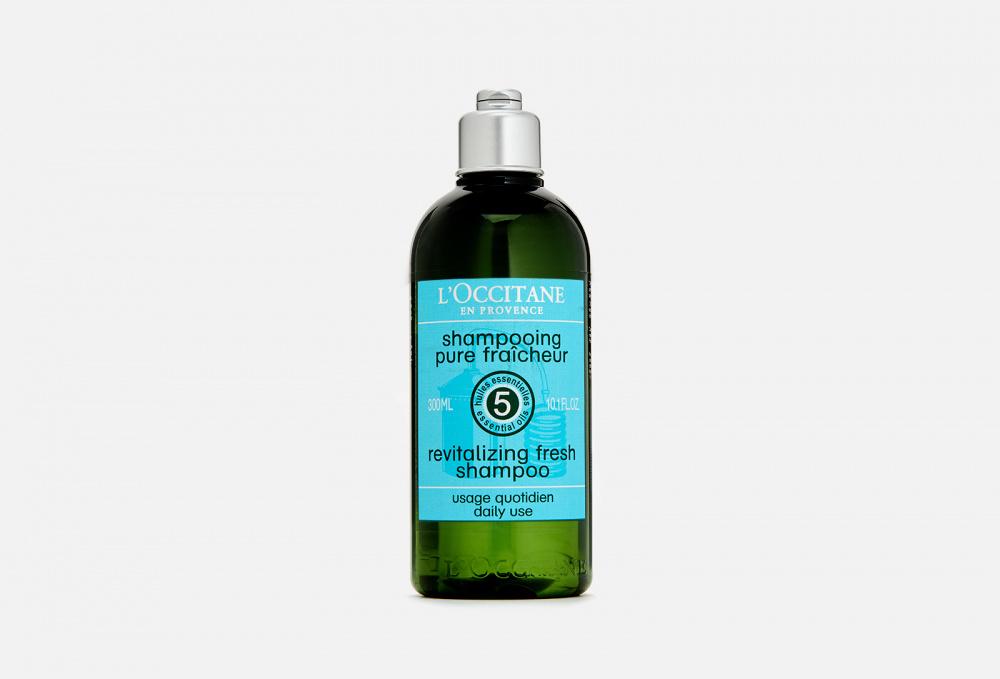 Освежающий шампунь для волос, L'OCCITANE  - Купить