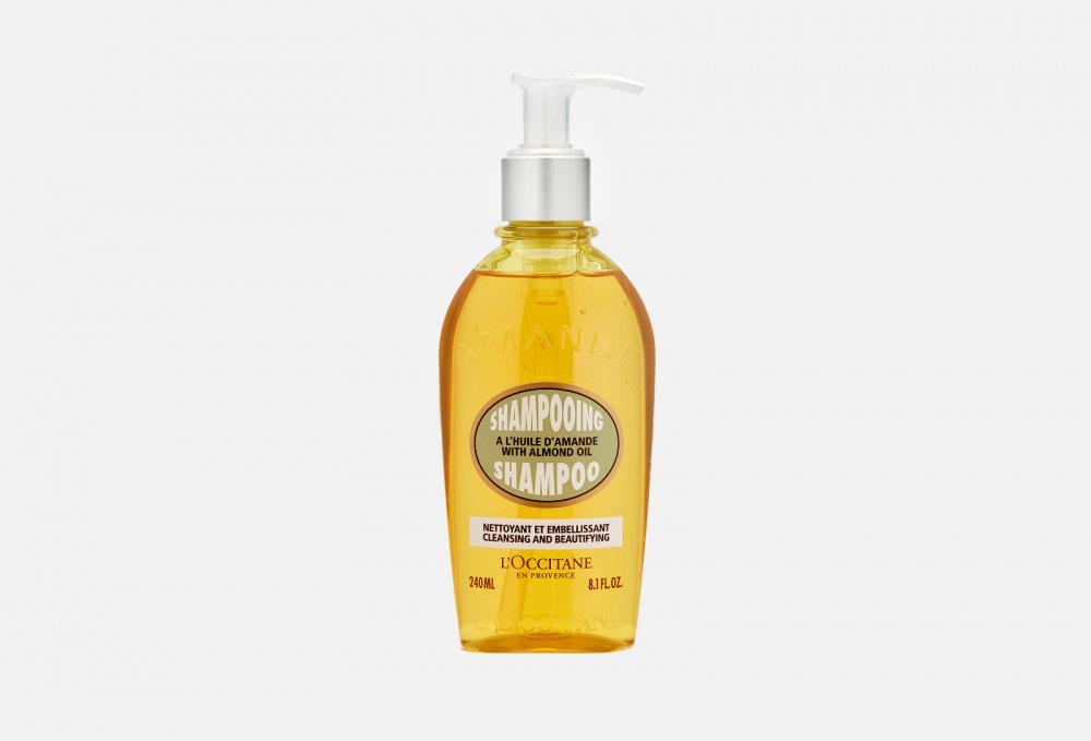 Нежный шампунь для волос фото