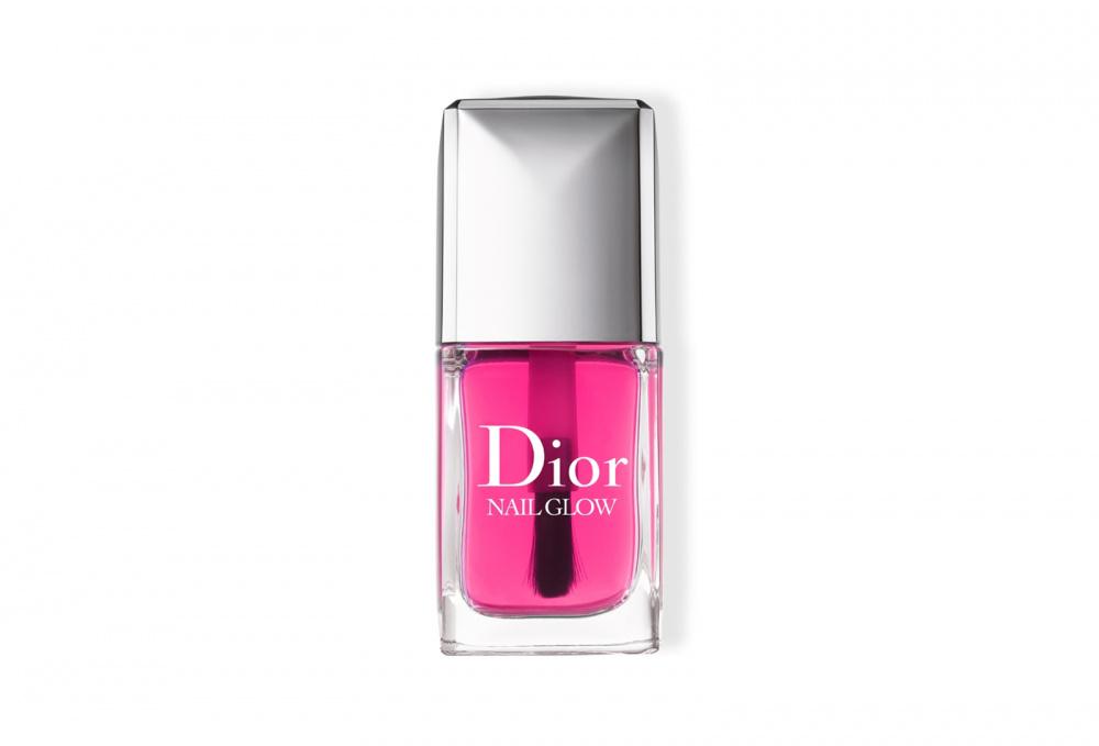 Лак для ногтей с эффектом французского маникюра DIOR Nail Glow 10 мл