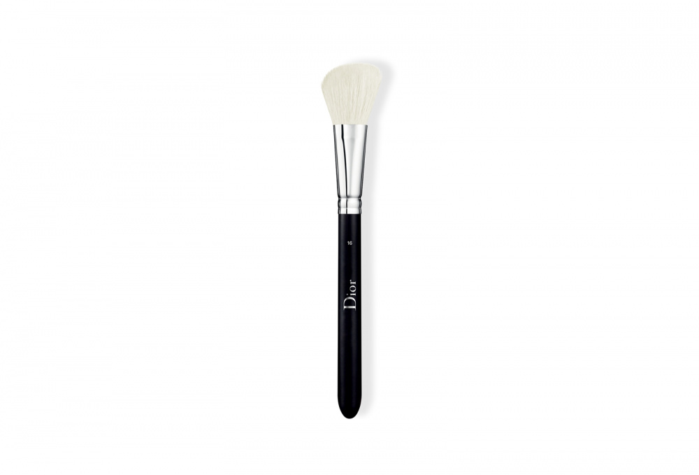 Кисть для румян DIOR BACKSTAGE Blush Brush №16 23 мл кисть isadora для румян blush