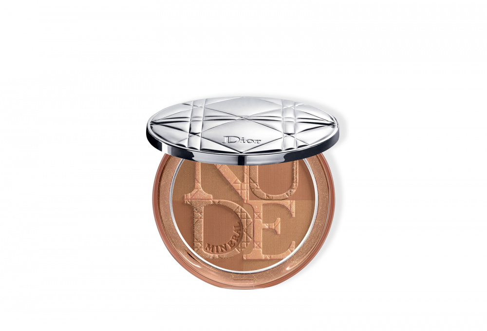 Пудра с эффектом загара DIOR Diorskin Mineral Nude Bronze 10 мл
