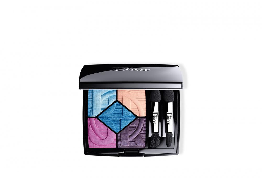 Пятицветные тени для век Лимитированная коллекция DIOR 5 Couleurs Color Games мл