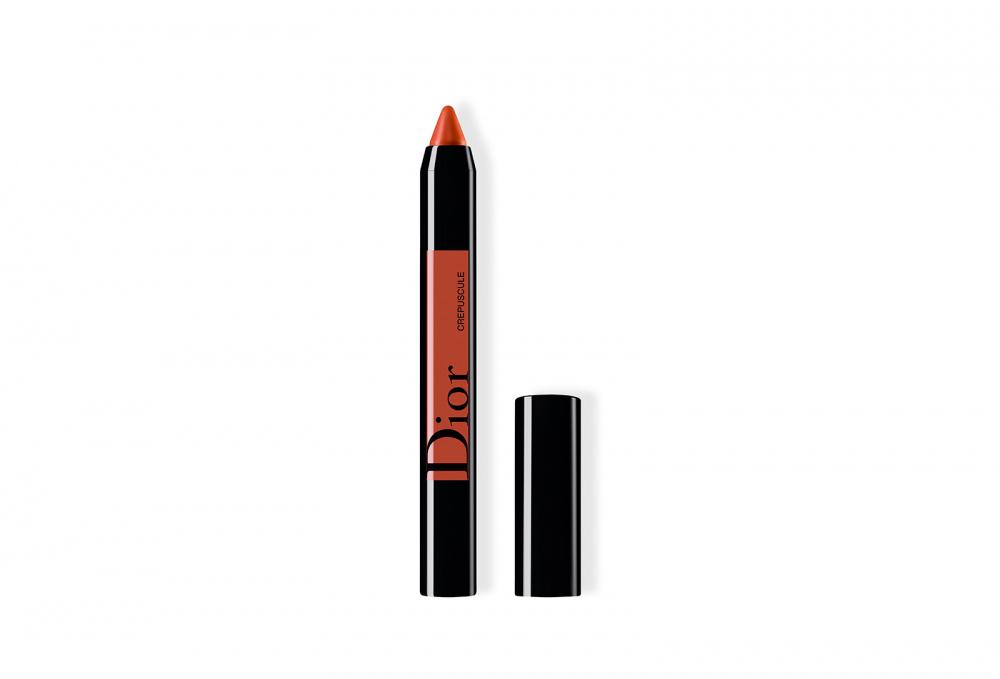 Помада-карандаш для губ DIOR Rouge Graphist Summer Dune 1.4 мл губная помада с матовым финишем kilian le rouge parfum 3 5 мл