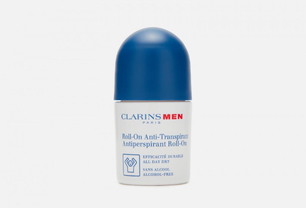 Шариковый дезодорант-антиперспирант CLARINS Anti-transpirant Roll 50 мл