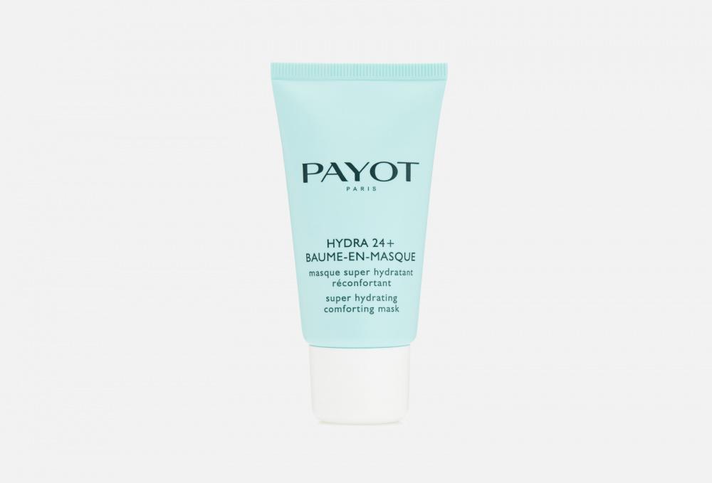 Фото - Маска для лица суперувлажняющая PAYOT Hydra 24+ Baume-en-masque 50 мл нюкс очищающая разглаживающая маска для лица insta masque 50 мл