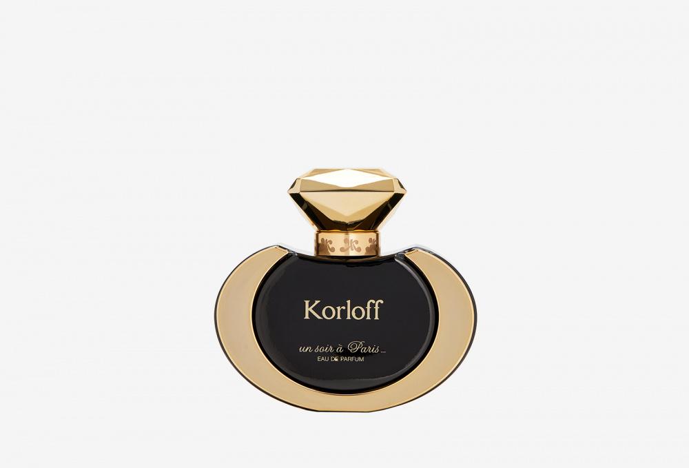 Парфюмерная вода KORLOFF PARIS Un Soir A Paris 50 мл недорого