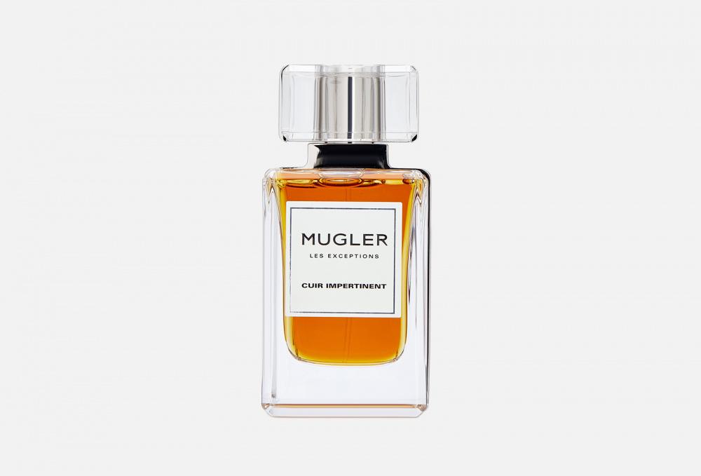 Парфюмерная вода MUGLER Les Exceptions Cuir Impertinent 80 мл