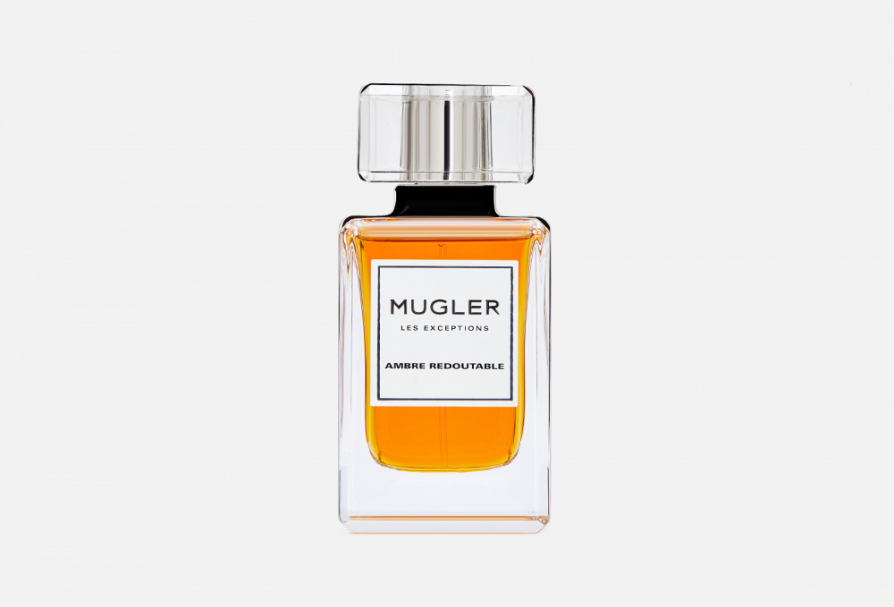 Фото - Парфюмерная вода MUGLER Les Exceptions Ambre Redoutable 80 мл les exceptions wonder bouquet парфюмерная вода 80мл