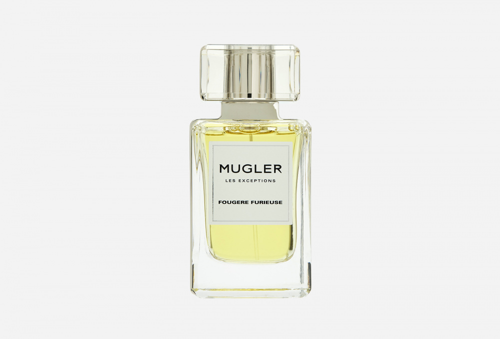 Фото - Парфюмерная вода MUGLER Les Exceptions Fougere Furieuse 80 мл les exceptions wonder bouquet парфюмерная вода 80мл