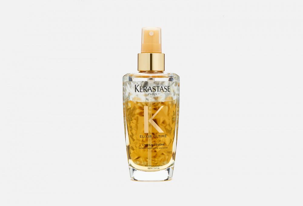 Масло-спрей для тонких и нормальных волос KERASTASE Elixir Ultime 100 мл масло для волос kerastase elixir ultime купить