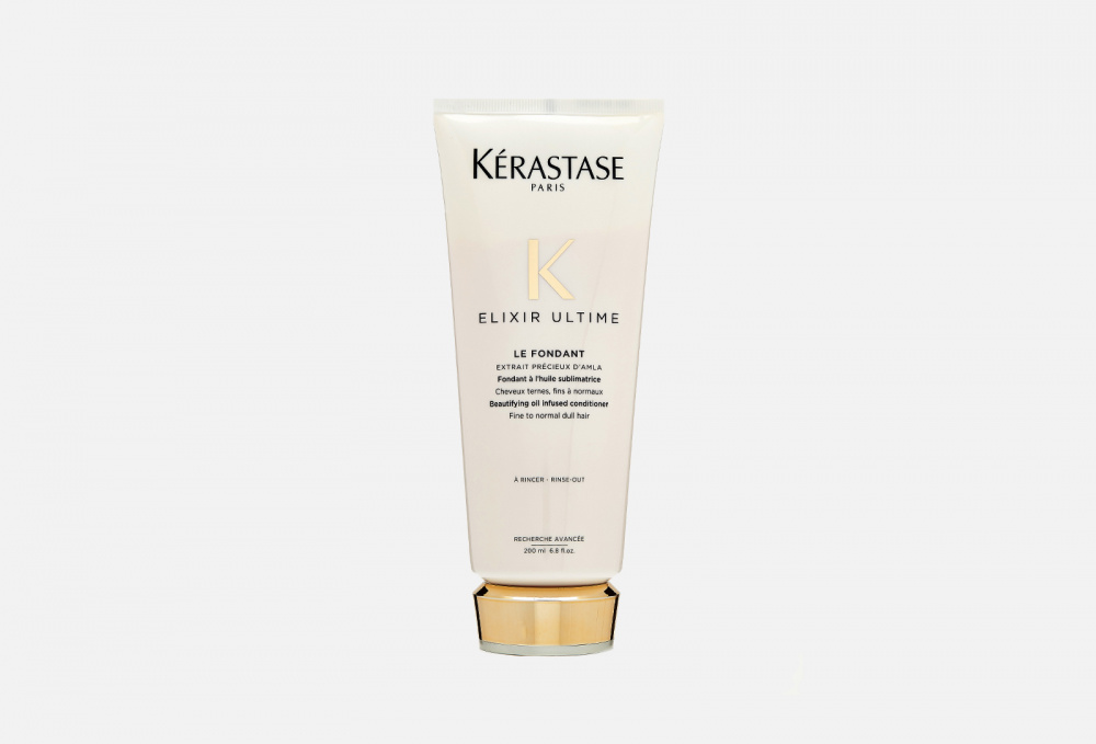 Молочко на основе масел для всех типов волос KERASTASE Elixir Ultime 200 мл kerastase elixir ultime beautifying oil masque маска на основе масел 2 шт х 200 мл