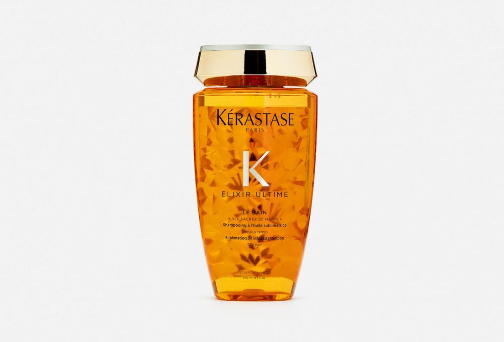 Шампунь для тусклых волос KERASTASE Elixir Ultime 250 мл масло для волос kerastase elixir ultime купить