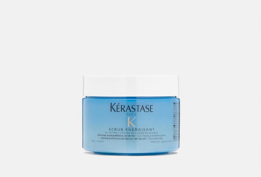 Скраб для склонной к жирности кожи головы KERASTASE Fusio-scrub Energisant 325 мл недорого