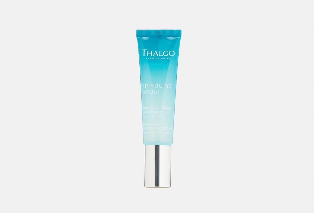 Энергизирующая Детокс Сыворотка THALGO Energising Detoxifying Serum 30 мл klapp сыворотка detox serum детокс 30 мл
