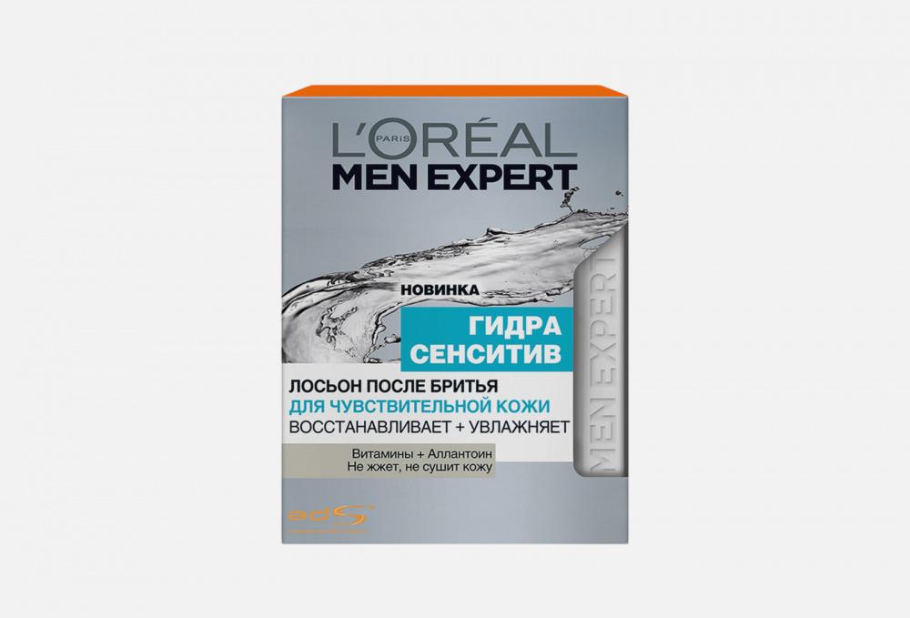 Лосьон после бритья для чувствительной кожи L'OREAL PARIS Men Expert Hydra Sensitive 100 мл