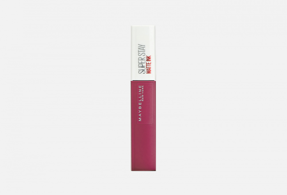 Стойкая жидкая матовая помада для губ MAYBELLINE NEW YORK Superstay Matte Ink 5 мл