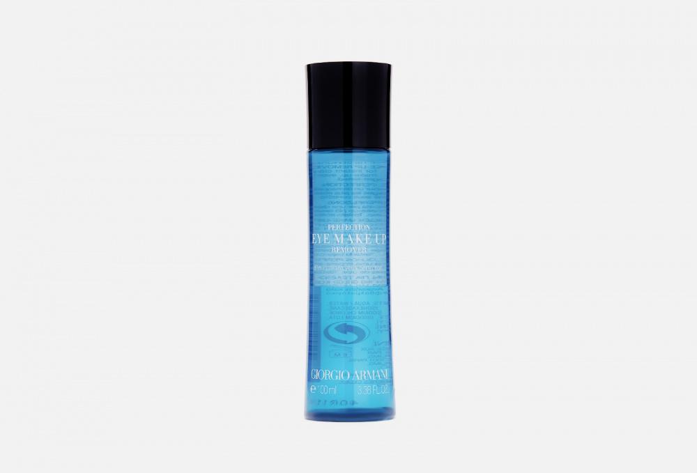 Бифазное средство для снятия макияжа с глаз GIORGIO ARMANI Eye Make-up Remover 100 мл giorgio armani beauty case