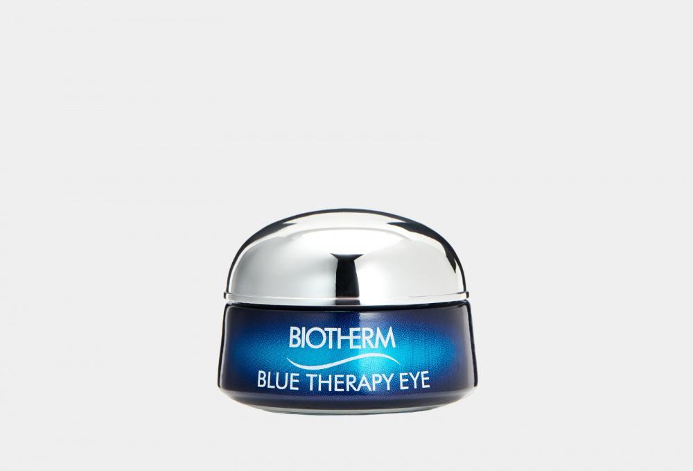 Крем для кожи вокруг глаз BIOTHERM Blue Therapy Eye 15 мл гель для глаз biotherm total recharge eye 15 мл