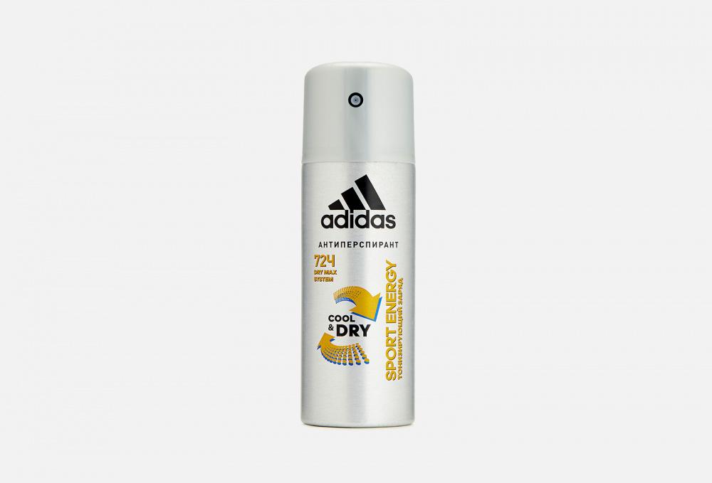 Дезодорант-спрей ADIDAS Action3 Sport Energy 150 мл