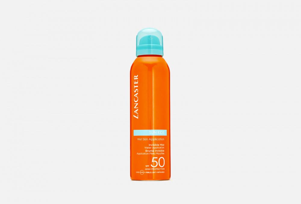 Солнцезащитная дымка для детей с технологией нанесения на влажную кожу spf50 LANCASTER Sun For Kids Invisible Mist 200 мл