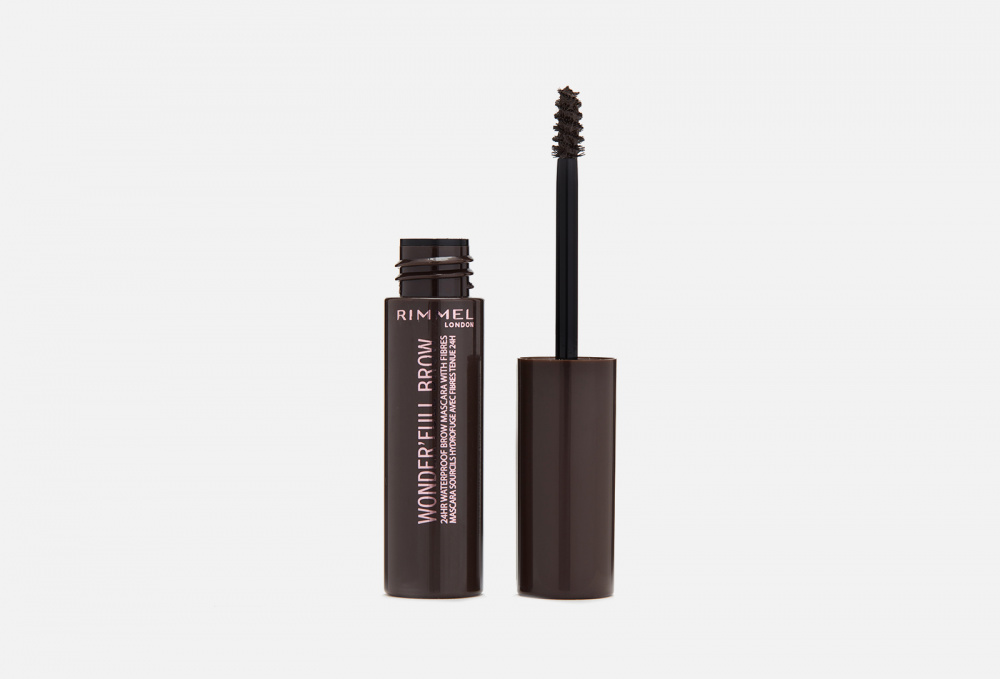 Тушь для бровей RIMMEL Wonder'full Brow 4.5 мл