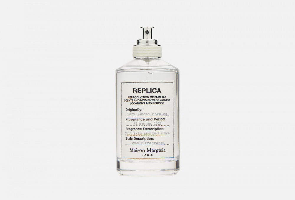 Туалетная вода MAISON MARGIELA Replica Lazy Sunday Morning 100 мл