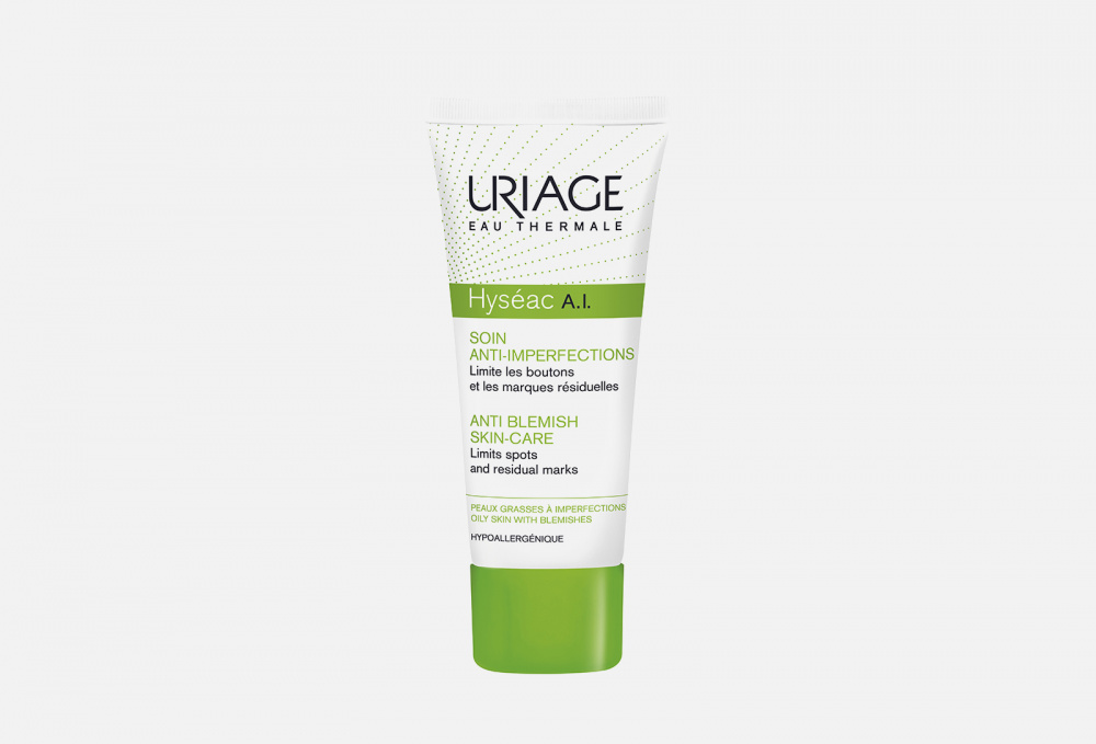 А.I. ЭМУЛЬСИЯ URIAGE Hyseac Anti Blemish Skin - Care 40 мл