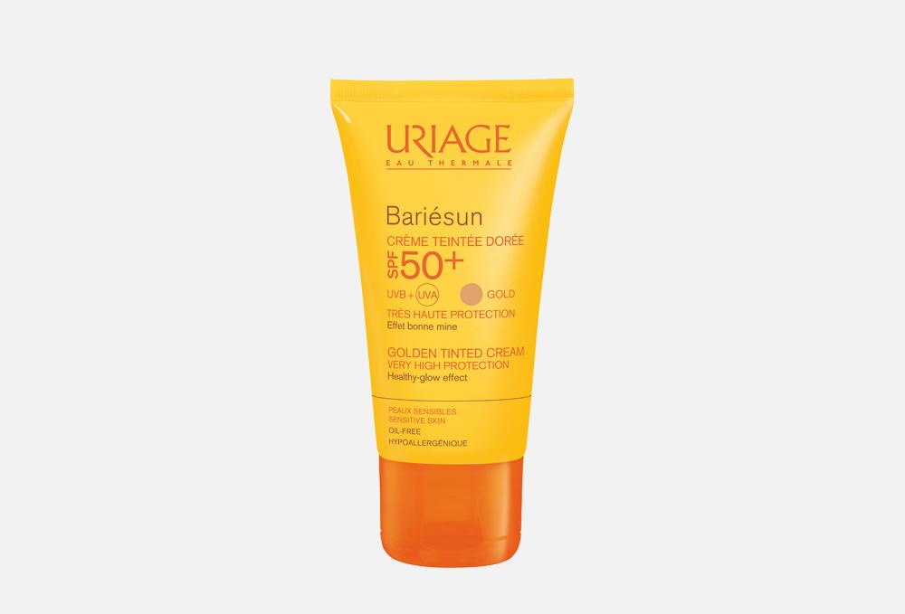 БАРЬЕСАН SPF 50+ ТОНАЛЬНЫЙ КРЕМ URIAGE Bariesun Spf 50+ Tinted Cream 50 мл uriage roseliane cc cream spf 30