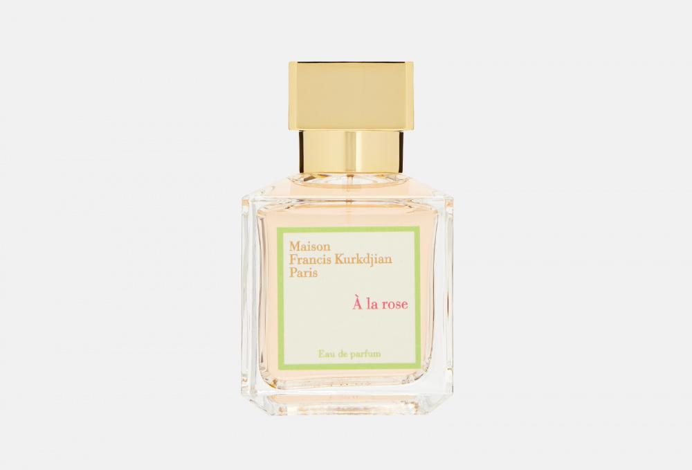 Фото - Парфюмерная вода MAISON FRANCIS KURKDJIAN A La Rose 70 мл l homme a la rose парфюмерная вода 35мл