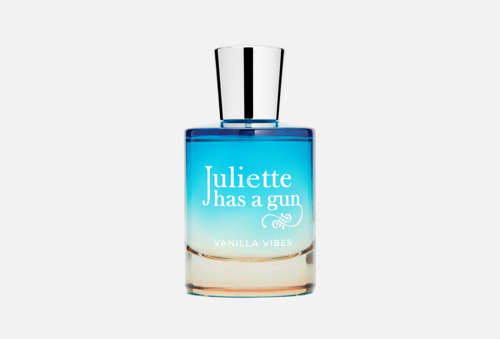 Фото - Парфюмерная вода JULIETTE HAS A GUN Vanilla Vibes 50 мл парфюмерная вода juliette has a gun gentlewoman 100 мл